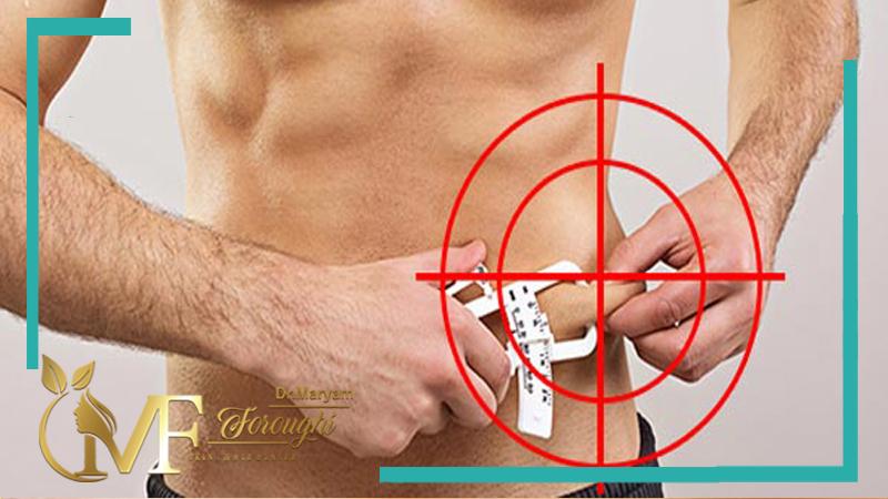 درمان چاقی های موضعی